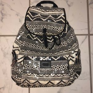 Large sequence backpack